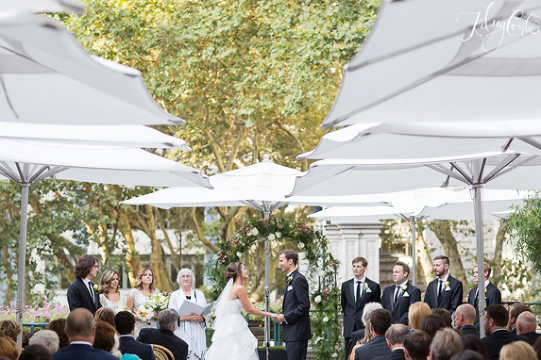 Kelsey Combe Bryant Park Grill Wedding 25