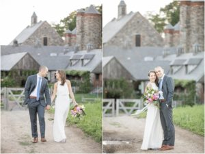 Blue Hill At Stone Barns Wedding